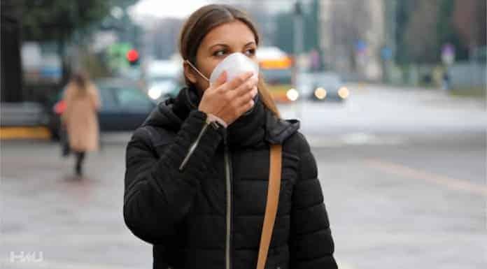 coronavirus ke liye mask hindi